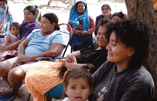 Faces, Voices and Places in the Bolivian Chaco